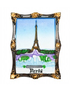 France, Paris, The Eiffel...
