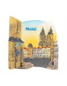3D Resin Fridge Magnet -...