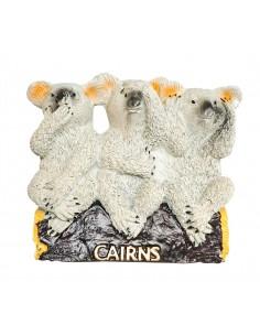Australia, Cairns, Koala -...