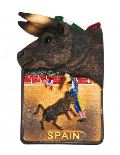 Spain, Bullfighting - 3D...