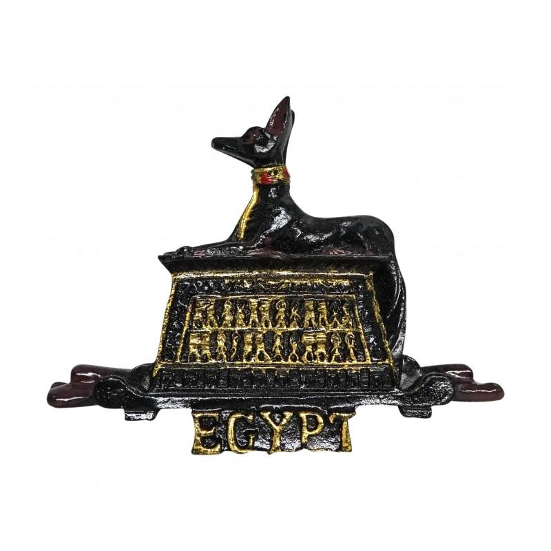 Anubis, Egypt - 3D Resin Fridge Magnet