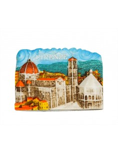Italy, Florence - 3D Resin...