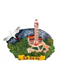 France, Isle of Rhé, Phare...