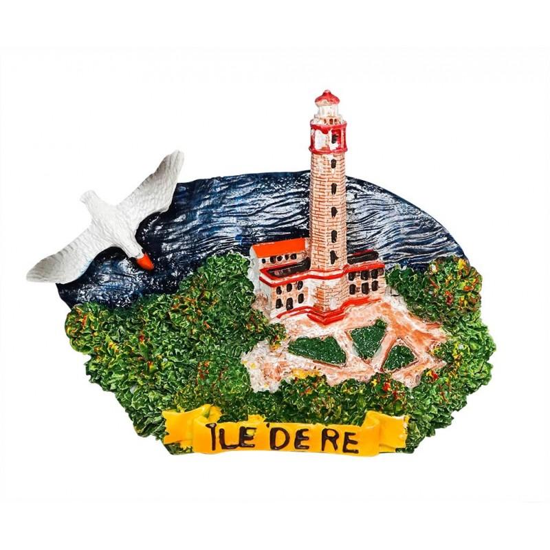 Phare des Baleines, Isle of Rhé,...