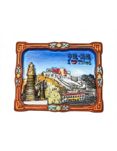 China, Tibet, Potala Palace...