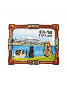 China, Tibet, Namtso - 3D...