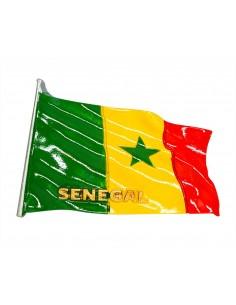 Flag of Senegal - 3D Resin...