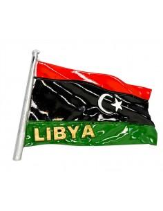 Flag of Libya - 3D Resin...