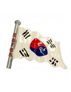 Flag of South Korea - 3D...