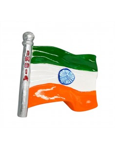 Flag of India - 3D Resin...