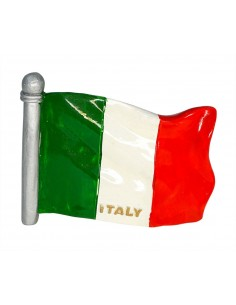 Flag of Italy - 3D Resin...