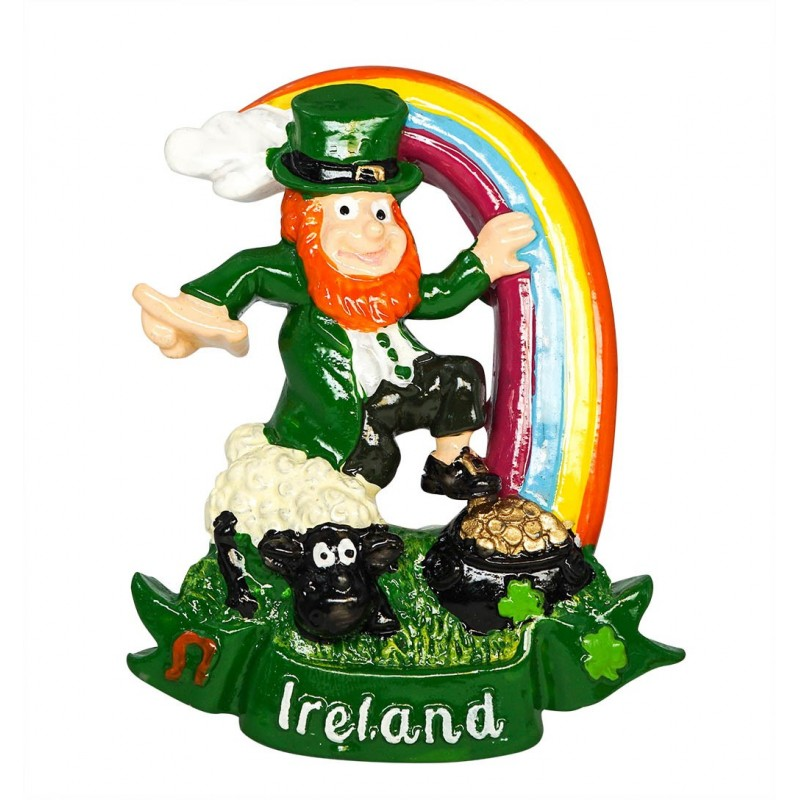 Saint Patrick, Ireland - 3D Resin...