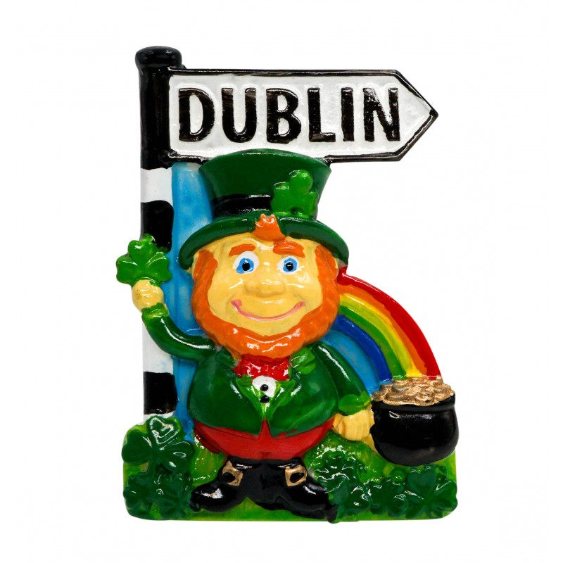 Saint Patrick, Ireland - 3D Resin...