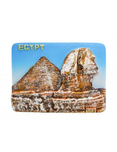 Egypt, Sphinx, Pyramid - 3D...