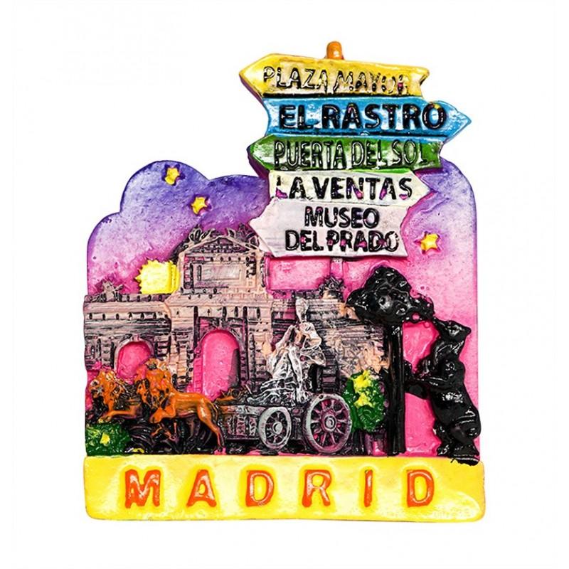 Cybele Palace, Madrid, Spain - 3D...
