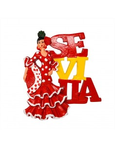 Spain, Sevilla, Flamenco -...