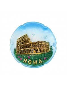 Italy, Roma, Colosseum - 3D...