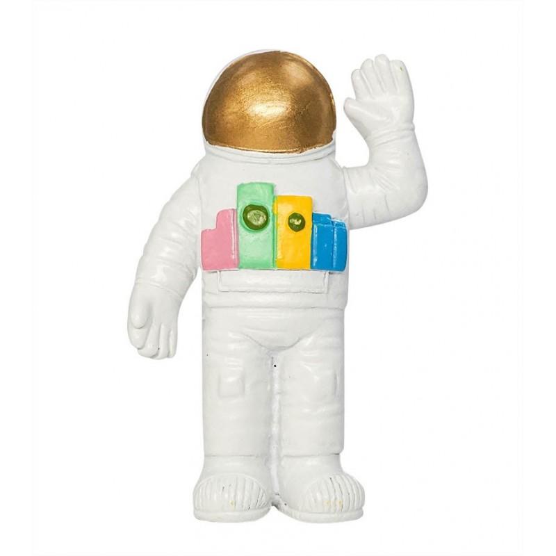 Astronaut - 3D Resin Fridge Magnet