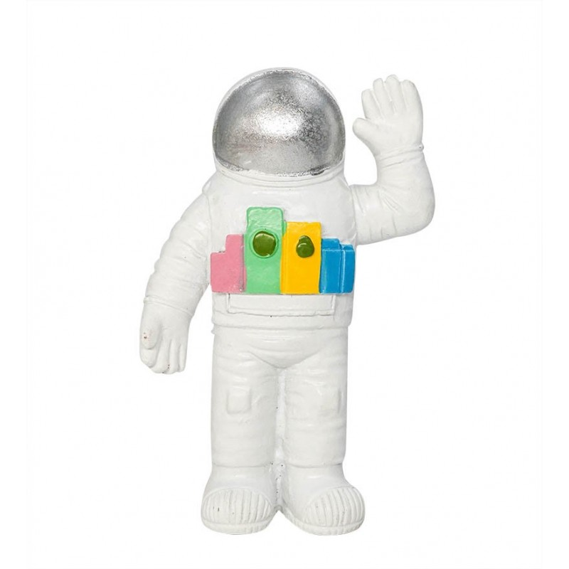 Astronaut - 3D Resin Fridge Magnet