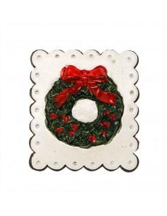 Christmas Wreath - 3D Resin...