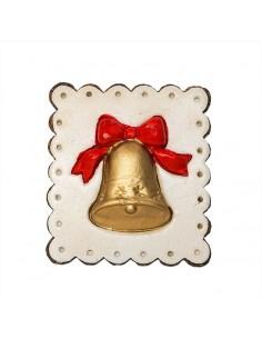 Christmas Bell - 3D Resin...