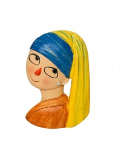 Girl with a Pearl Earring -...