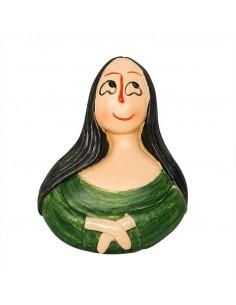 Mona Lisa  - 3D Resin...