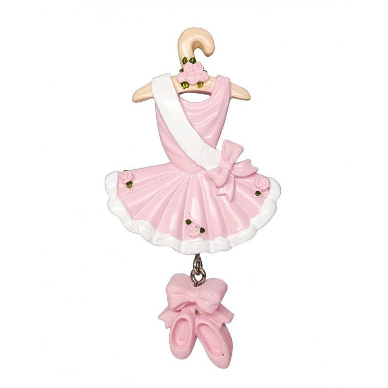 Ballet Skirt  - 3D Resin Fridge Magnet