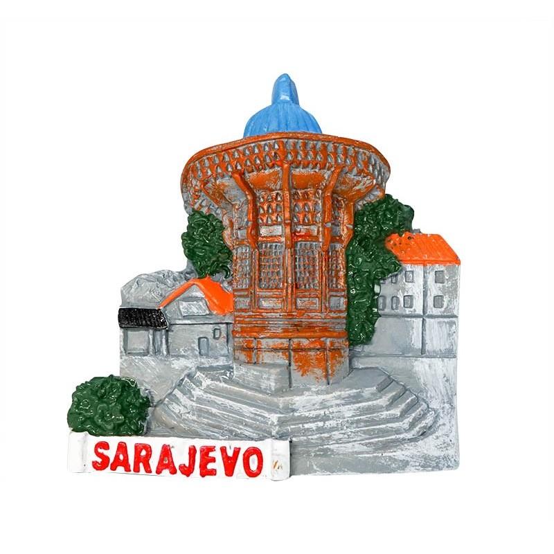 Sebilj, Sarajevo, Bosnia and...