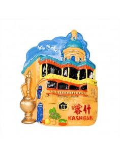 China, Xinjiang, Kashgar...