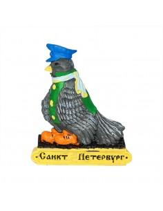 Russian War Pigeon - 3D...