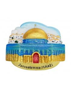 Israel, Jerusalem, Dome of...