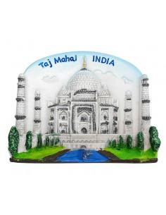India, Taj Mahal - 3D Resin...