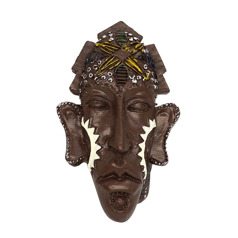 Traditional African Masks, Africa -...