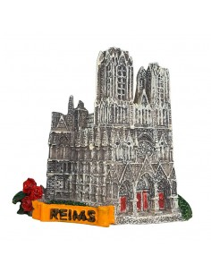 France, Reims Cathedral -...