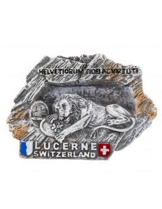Switzerland, Lucerne, Lion...