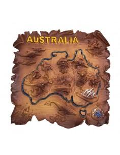 Australia, Vintage...