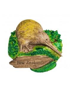Kiwi of New Zealand - 3D...
