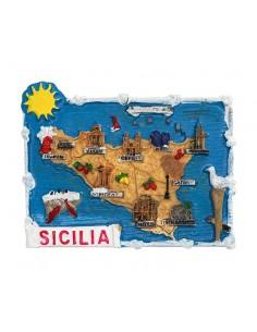 Italy, Sicilia - 3D Resin...