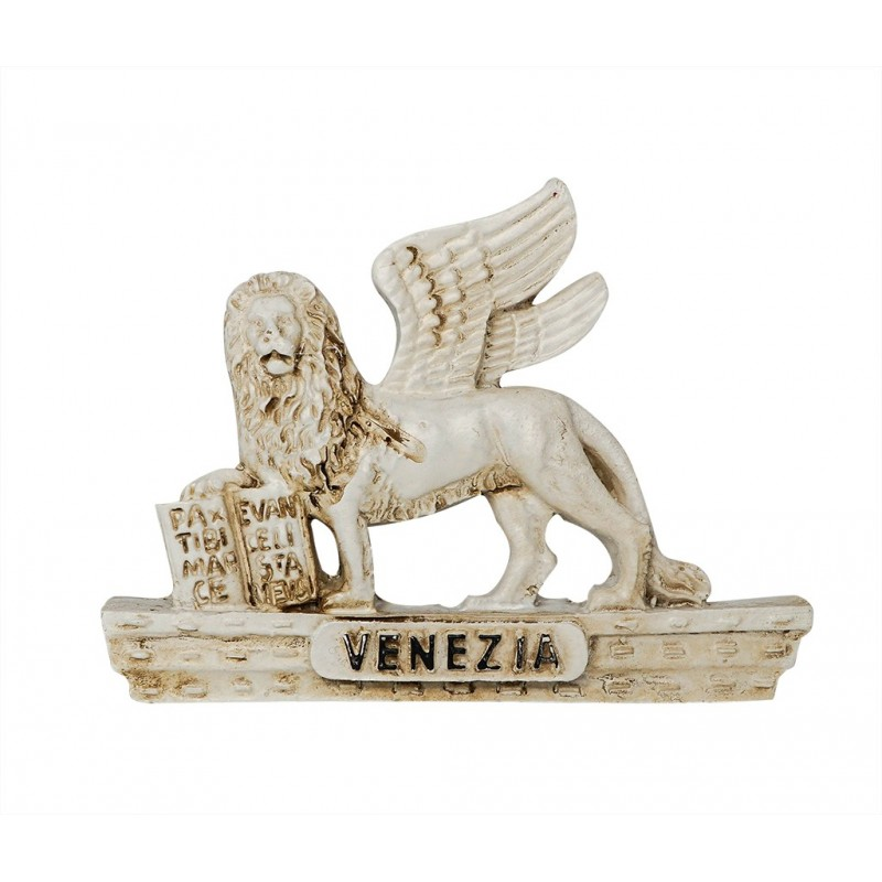 Lion of Venice, Italy - 3D Resin...